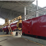 Biomassa Wood Sawdust Drum Rotary Dryer (CE approvato)
