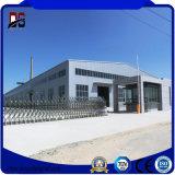 Edificios de la estructura de acero para el taller del almacén