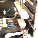Machine d'impression en bois de garniture de grille de tabulation de pliage automatique de 4 couleurs
