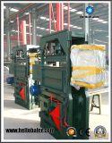 La prensa vertical para el papel usado, plásticos, ANIMAL DOMÉSTICO embotella VM-2 de HelloBaler
