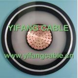 1-35kv電気銅のコンダクターXLPE Mvの電源コード(中型の電圧)