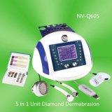 1 다이아몬드 Microdermabrasionpeeling 온천장 장비 (NV-B605)에 대하여 5