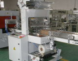 Manga automática Sealing & Shrink Wrapping Machine (para suelos)