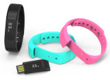 Smart horloge voor mobiele telefoon met Sleep Monitor , stappenteller , calorieverbruik Record , Afstand Berekening Functie