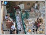 Pressa per balle di riciclaggio semiautomatica della pressa idraulica con il migliore prezzo