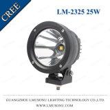 Accessoire de voiture automobile ronde Spot 4 pouces de 25 W phare de travail à LED