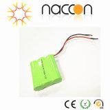 Ni-MH pacchetto della batteria della batteria 3.6V 700mAh 2/3AA Ni-MH