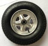 Rotella di gomma gonfiabile pneumatica agricola per il pneumatico della riga della barra
