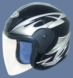 Halve Helm (207-zwarte)