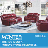 Sala de Estar moderno mobiliário poltrona reclinável sofá, Mobiliário doméstico