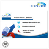 Topgood Stainless Steel Arc Solid End Cap
