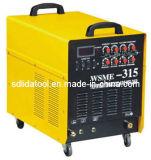 AC TIG van de omschakelaar de Machine van het Lassen van de Impuls (wsme-315)