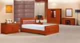 Fsc Verklaard die Bos door SGS het Moderne Aangepaste Meubilair van de Slaapkamer van het Hotel voor het Meubilair van het Hotel wordt goedgekeurd