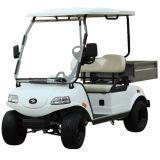 2 Seater 골프 카트 후방 화물 바디를 가진 소형 트럭 차량
