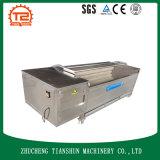 よいQuanlity Tsxm-15のブラシの洗濯機が付いている野菜処理機械