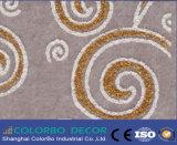 Конструированная звукоизоляционная плита волокна полиэфира панели