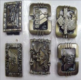De Hardware van de Gesp van de Riem van het Zink van China Metals Die-Casting Company