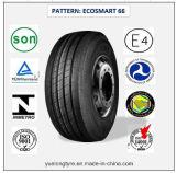 Alle Stahlradial-LKW-u. Bus-Gummireifen 445/45r19.5 (ECOSMART 66)