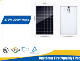 단청 60cells 275W- 295W 태양 장비 태양 전지판 또는 태양 모듈