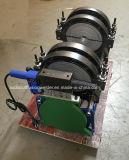 40/160mmマニュアルのHDPEのバット溶接工