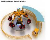 La nueva inversión! Robot batería comercial Paseo para Mall