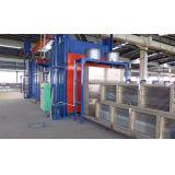 Maquinaria de alumínio Shining global da fabricação da seção do perfil