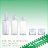 комплект бутылки перемещения 4PCS косметической бутылки любимчика