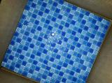 Swimmingpool-Glasmosaik-Fliesen