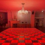 Tunnel de temps portable sans fil de l'aimant DJ miroir 3D LED RVB de plancher de danse pour le parti