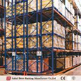 Q235 Steel almacenamiento profesional Pallet Estantería Almacén