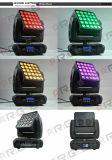 beleuchten endloser beweglicher Kopf DJ der Matrix-25X10W des Blinder-RGBW LED