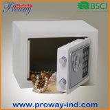 Электронный домашний сейф для залеми наличных дег, ювелирных изделий и пушки руки