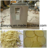 Lavage de pommes de terre de la faucheuse de peeling Slicer Chips Making Machine (WS)