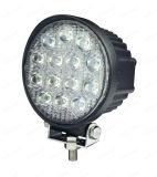 10-30V 4.5 accessoires tous terrains de véhicule de la lumière 42W de travail de pouce DEL