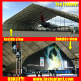 Courbe tente de renom pour Mobile crochet de suspension de l'avion en taille 35X100M 35m x 100m 35 par 100 100x35 100m x 35m