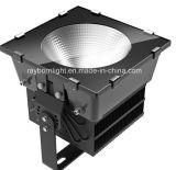 300W de alta potência com 400W 500W Estádio exterior IP66 Holofote do LED