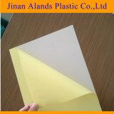 Hoja adhesiva lateral doble del PVC 1 milímetro
