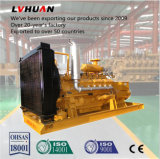 Chidong 12V190 детали двигателя 1000KW природного газа генератор