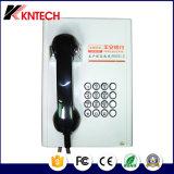 Weaterproof 전화 비상 전화 은행 전화가 IP에 의하여 전화를 건다