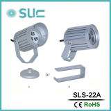 Proyector de IP65 9W LED para al aire libre (SLS-22A)