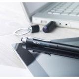 Беспроволочный указатель лазера с Stylus с подгонянным логосом