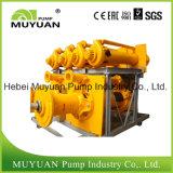 Pompa centrifuga verticale dei residui per il trattamento dei residui
