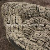Brown-Luxuxentwurfs-Katze-Bett-Hundebett-Sofa für Winter