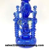 Tubo di acqua di fumo di vetro del tubo di vetro di qualità superiore del riciclatore con la grande funzione
