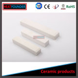 Desgaste - cerámica resistente de la materia textil del alúmina del 95%