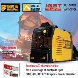 IGBT de Machine van het Lassen van de Omschakelaar van de Boog 180A gelijkstroom met Ce- Certificaat