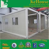 Einfaches zusammengebautes 20FT Behälter-Haus für lebendes Büro/Gebäude-Stahlkonstruktion-modulares vorfabriziertes Behälter-Haus