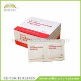 Sterilised de primeros auxilios jabón de limpieza de emergencia Wipe