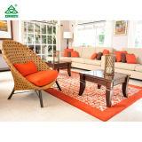Schnittsofa-und Kaffeetisch-hölzerne Vorhalle-Möbel für Hotel-Wohnzimmer