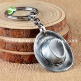 최신 카우보이 모자 모양 Keychain